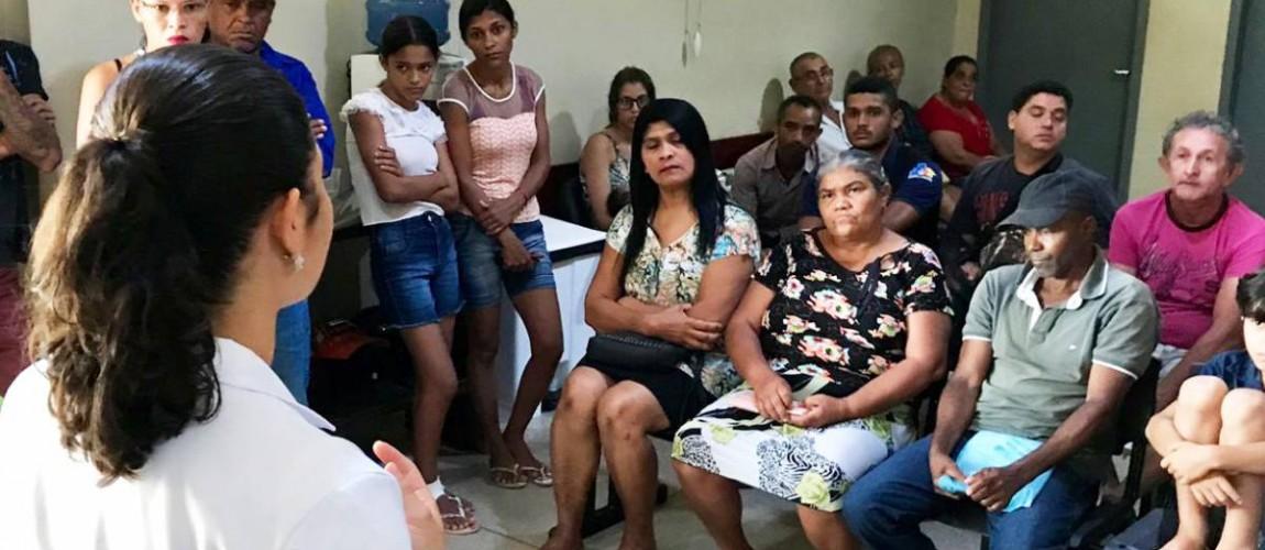 Alunos de Enfermagem da FIC realizam palestra no Hospital Municipal Iraci Machado, em Redenção