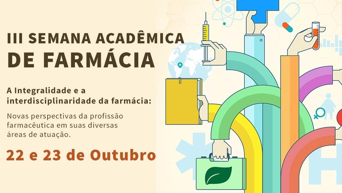 Esamaz realiza III Semana Acadêmica de Farmácia
