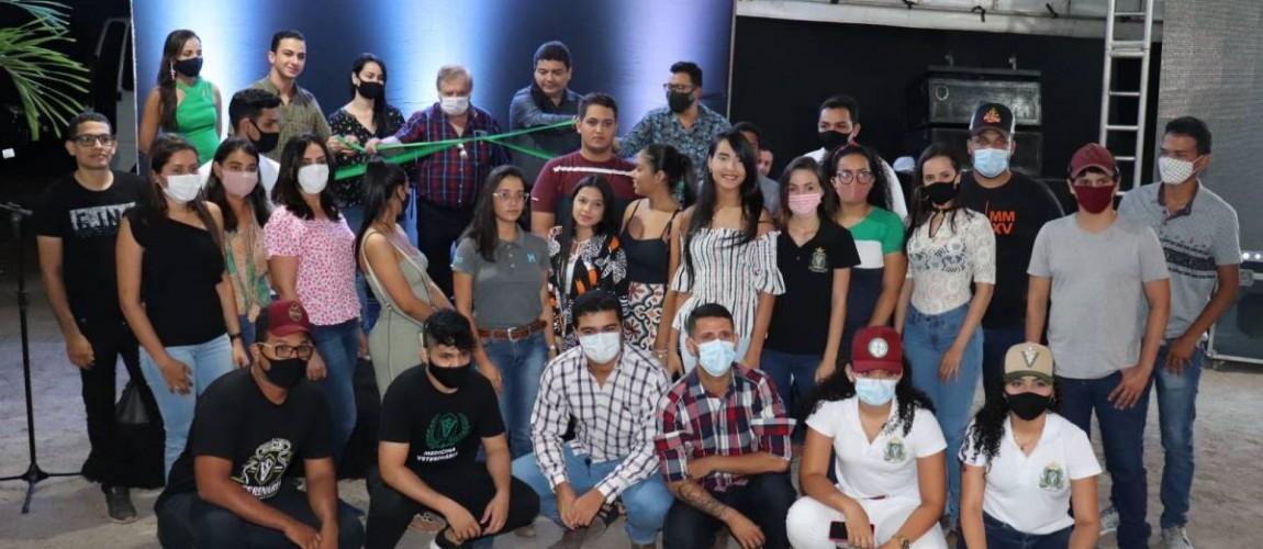 FIC inaugura Clínica de Odontologia e lança pedra fundamental da Clínica Escola do curso de Medicina Veterinária