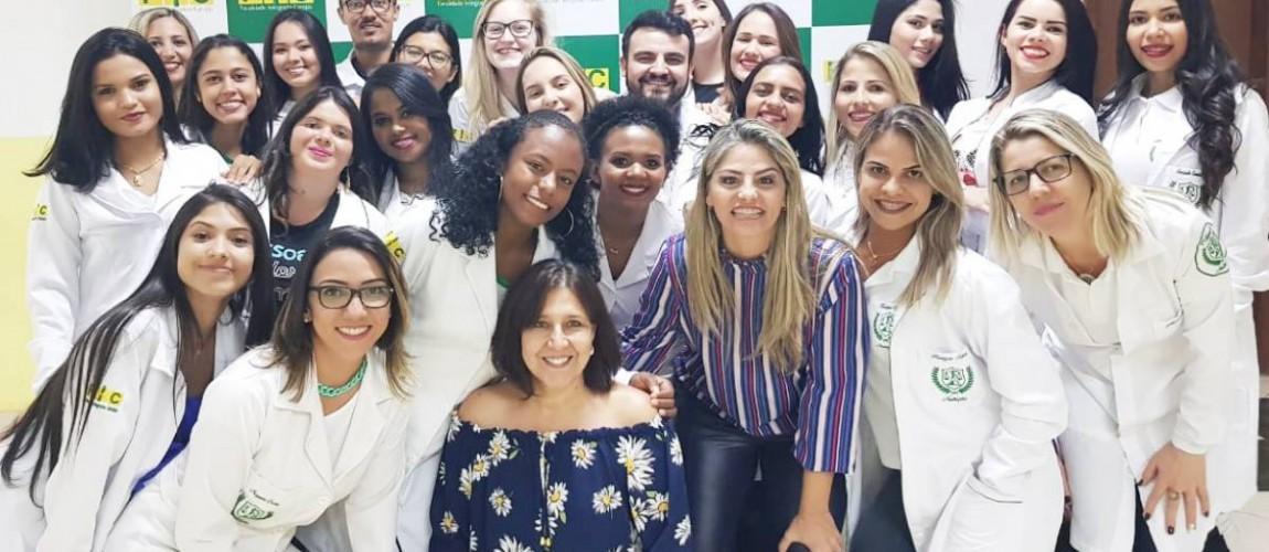 Palestra Motivacional marca comemorações pelo Dia do Nutricionista na FIC Redenção